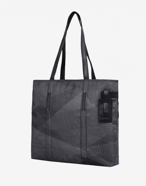 Lojel Urbo 2 Tote Bag - Antracite