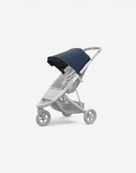 Thule Spring Canopy - Navy Blue