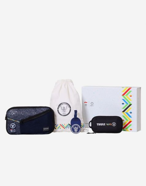 Limited Edition Olympic Tokyo 2020 - Bags City X Tim Indonesia Travel Essential