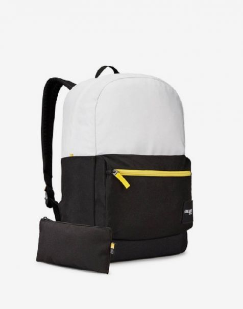 Case Logic Commence Laptop Backpack 24L - Concrete Black