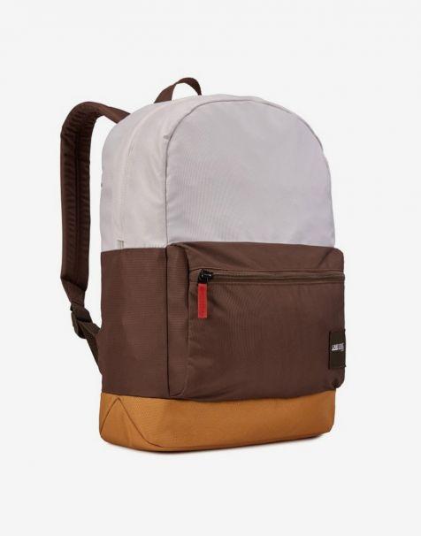 Case Logic Commence Laptop Backpack 24L - Concrete Cumin