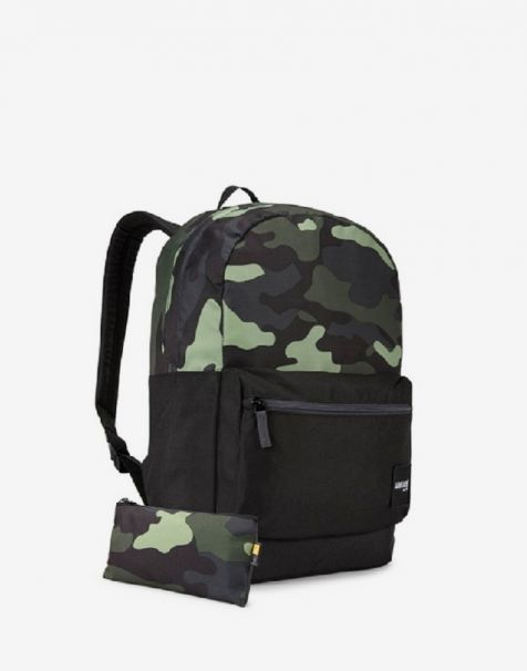 Case Logic Commence Laptop Backpack 24L - Iguana Camo