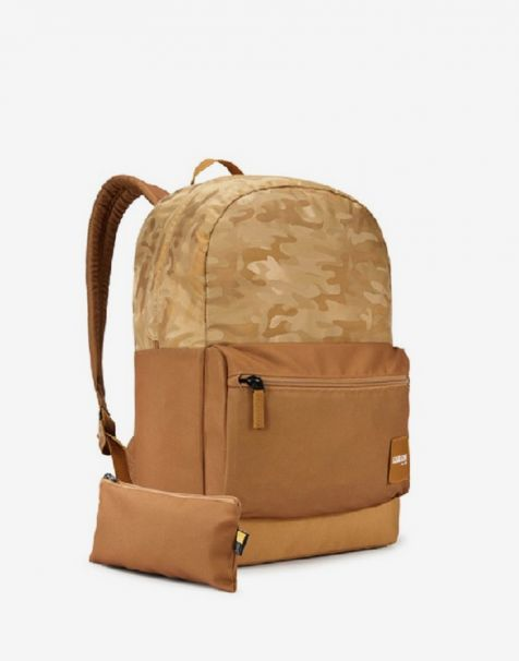 Case Logic Founder Laptop Backpack 26L - Cumin Camo