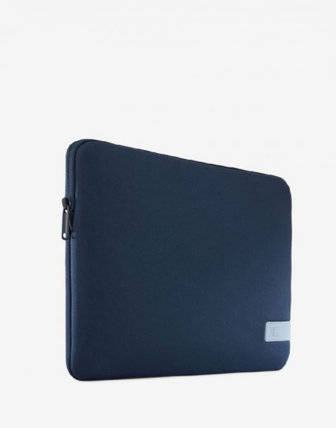 Case Logic Reflect Laptop Sleeve 15 Inch - Dark Blue