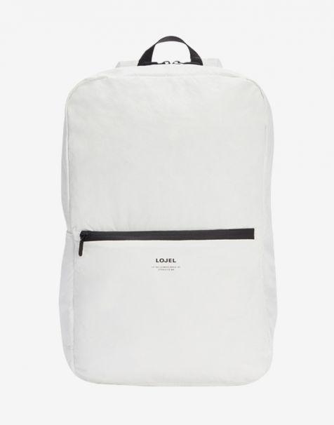 Lojel Slash Foldable Travel - Matte White