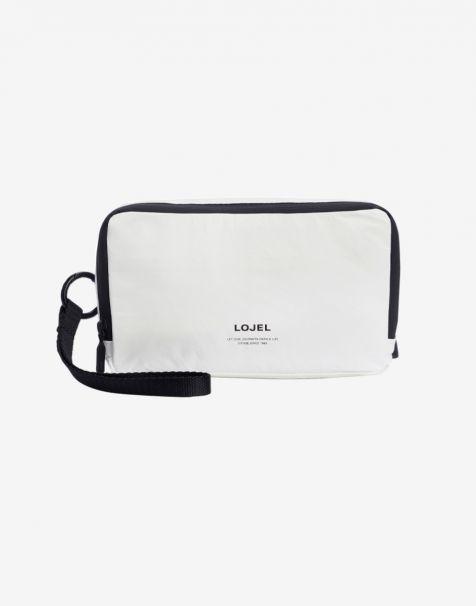 Lojel Slash Essentials Extra Pouch - Matte White