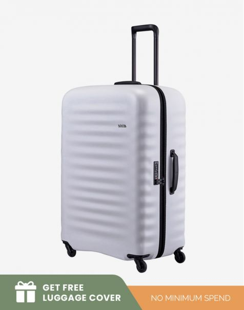 Lojel Alto Large - Light Grey (Free Luggage Cover)