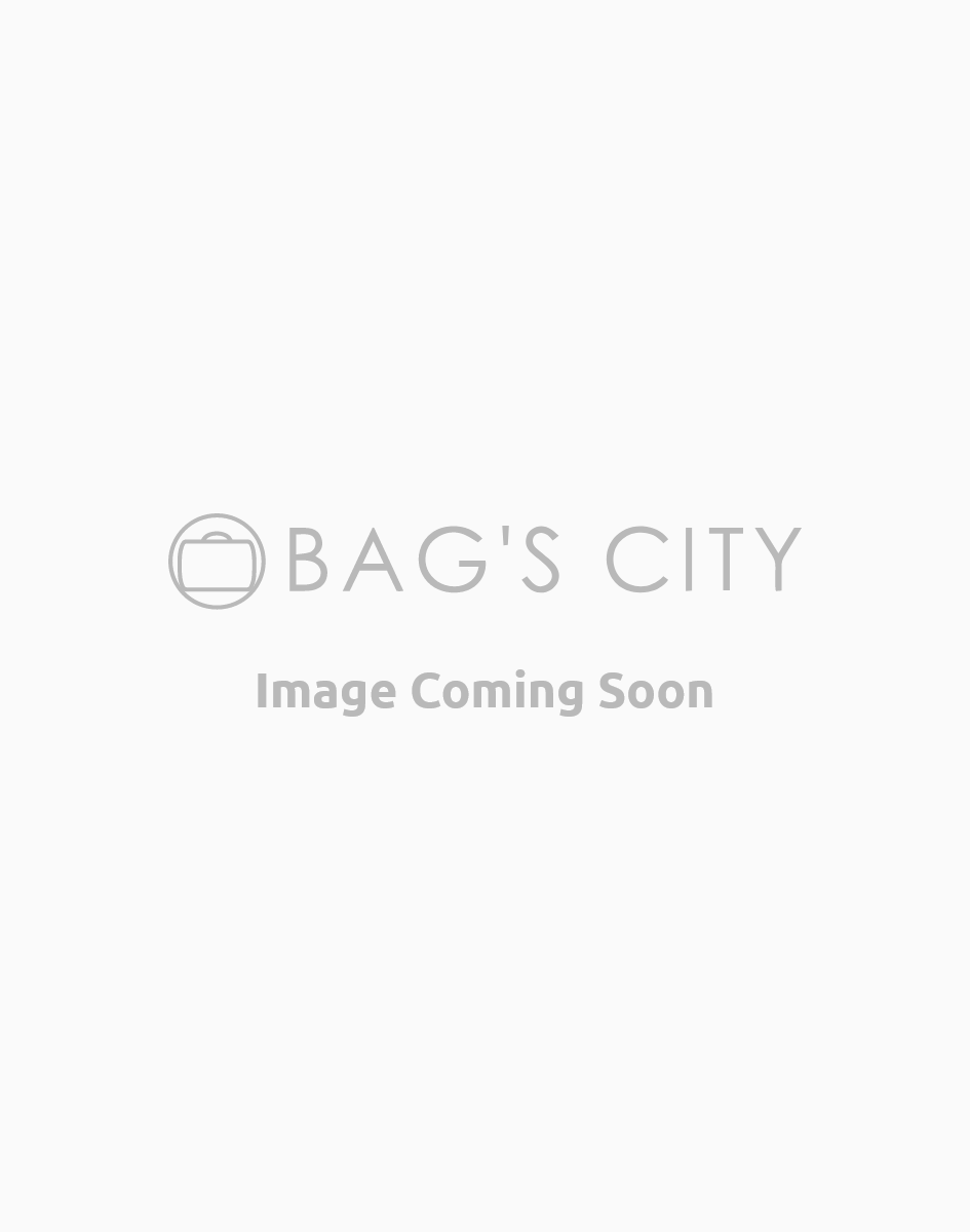 Lojel Cubo 1 Fit Large - White (Free Luggage Cover)