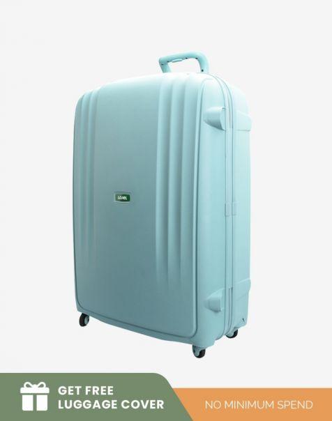 Lojel Lineo Large - Liquid Blue (Free Luggage Cover)
