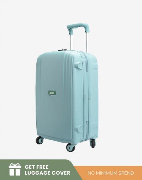 Lojel Lineo Small - Liquid Blue (Free Luggage Cover)
