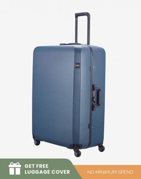 Lojel Rando Frame 2 Large - Blue (Free Luggage Cover)