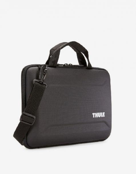 Thule As Gauntlet 4 Macbook Pro Sleeve Case 13 Inch - Black