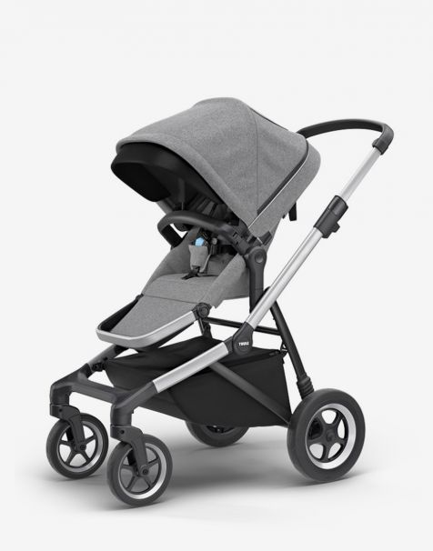 Thule Sleek - City strolling in style - Grey Melange