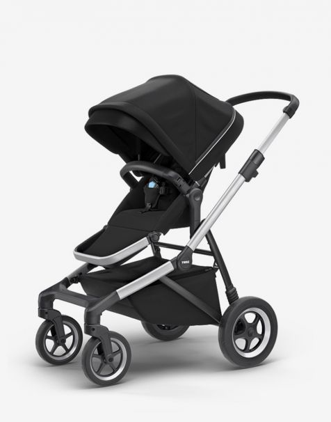 Thule Sleek - City strolling in style - Midnight Black