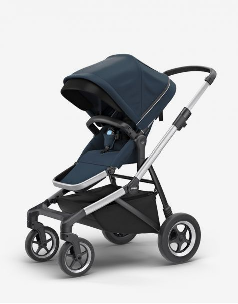 Thule Sleek - City strolling in style - Navy Blue