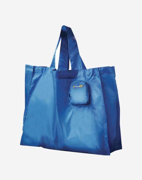 Travel Blue Folding Bag - Blue