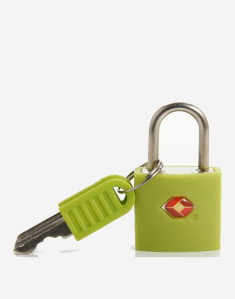 Travel Blue Gembok Koper Padlock - Green