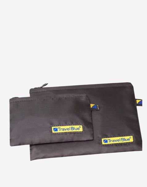 Travel Blue RFID Blocking Pockets - Black